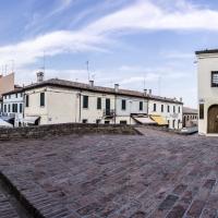 Sul Ponte degli Sbirri - Panoramica - Vanni Lazzari - Comacchio (FE)