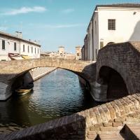 Dal Ponte degli Sbirri - Vanni Lazzari - Comacchio (FE)
