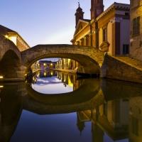 Notturna al ponte degli sbirri - Nbisi - Comacchio (FE)