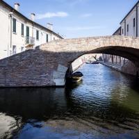 -- Ponte degli Sbirri -- - Vanni Lazzari - Comacchio (FE)