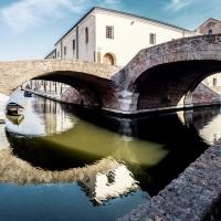 Riflessi sotto il Ponte degli Sbirri - Vanni Lazzari - Comacchio (FE)