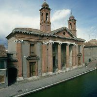 vecchio ospedale San Camillo - Samaritani - Comacchio (FE)