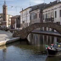Torre dell'orologio - Comacchio - Vanni Lazzari - Comacchio (FE)