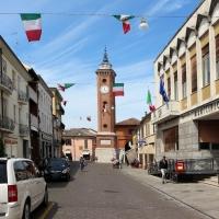 Comacchio, torre dell'orologio - Sailko - Comacchio (FE)
