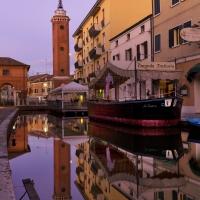 Il calar della sera - Nbisi - Comacchio (FE)