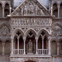 Cattedrale. Protiro - Baraldi - Ferrara (FE)