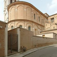 Abside della Cattedrale - Baraldi - Ferrara (FE)