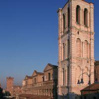Campanile della Cattedrale - Rebeschini - Ferrara (FE)