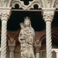 Cattedrale. Madonna col Bambino - Rebeschini - Ferrara (FE)