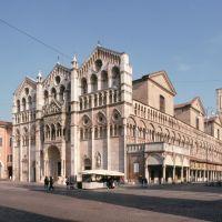 Cattedrale. Esterno - Samaritani - Ferrara (FE)