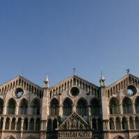 Cattedrale. Facciata - samaritani - Ferrara (FE)