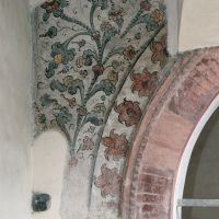 Casa Romei. Particolare affreschi - Baraldi - Ferrara (FE)