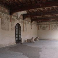 Casa Romei. Porticato - Baraldi - Ferrara (FE)