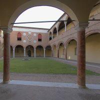 Casa Romei, cortile interno - Massimo Baraldi - Ferrara (FE)