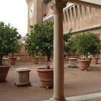 Castello Estense. Giardino degli Aranci - Baraldi - Ferrara (FE)
