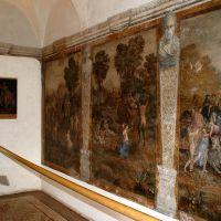 Castello Estense. Camerino dei Baccanali - Baraldi - Ferrara (FE)