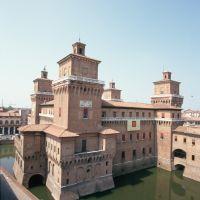 Castello Estense. Esterno - Samaritani - Ferrara (FE)