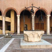 Castello Estense. Cortile - Baraldi - Ferrara (FE)