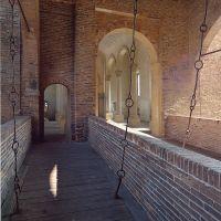 Castello Estense. Ingresso sud - Baraldi - Ferrara (FE)