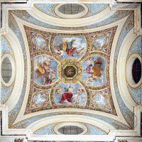 Castello Estense. Cappella Ducale, soffitto - baraldi - Ferrara (FE)