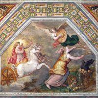Castello Estense. Sala dell'Aurora - baraldi - Ferrara (FE)