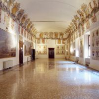 Castello Estense. Sala degli Stemmi - baraldi - Ferrara (FE)