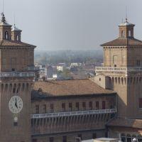 Castello Estense - Corbelli - Ferrara (FE)