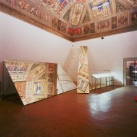 Castello Estense. Saletta dei Giochi - zappaterra - Ferrara (FE)