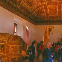 Castello Estense. Salone dei Giochi con scolaresca - zappaterra - Ferrara (FE)