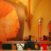 Castello Estense. Sale gotiche - zappaterra - Ferrara (FE)