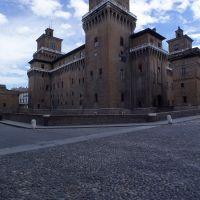 Castello Estense - zappaterra - Ferrara (FE)