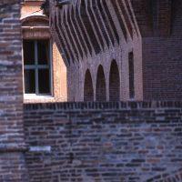 scorcio del castello estense - zappaterra - Ferrara (FE)