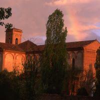 tempio di san Cristoforo alla certosa - zappaterra - Ferrara (FE)