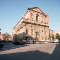 Chiesa di San Domenico. Facciata - Samaritani - Ferrara (FE)