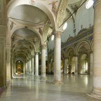 Chiesa di San Francesco, interno - Massimo Baraldi - Ferrara (FE)