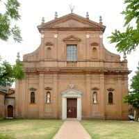 Chiesa di San Girolamo - Baraldi - Ferrara (FE)