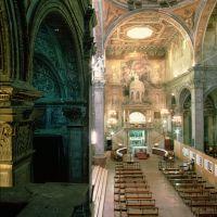 Chiesa di Santa Maria in Vado. Transetto - samaritani - Ferrara (FE)
