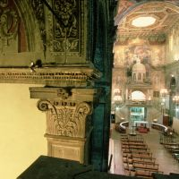 Chiesa di Santa Maria in Vado. Interno - samaritani - Ferrara (FE)
