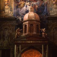 santuario di santa maria in vado, tempietto del preziosissimo sangue - zappaterra - Ferrara (FE)