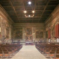 Oratorio dell'Annunziata. Interno - Samaritani - Ferrara (FE)