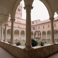 Chiesa di San Giorgio. Chiostro - Baraldi - Ferrara (FE)