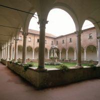 Chiesa di San Giorgio. Chiostro - Samaritani - Ferrara (FE)
