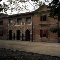 Palazzina dei Bagni Ducali - zappaterra - Ferrara (FE)