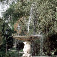 Parco Massari. Fontana - Baraldi - Ferrara (FE)