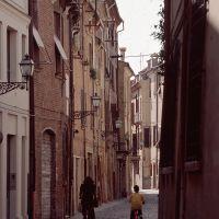 ghetto ebraico. Via Vignatagliata - Baraldi - Ferrara (FE)