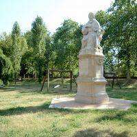 viale IV novembre. Statua di Paolo V - Baraldi - Ferrara (FE)