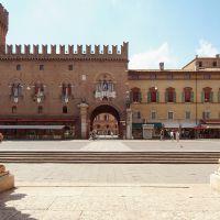 Piazza Cattedrale, Palazzo Municipale - Baraldi - Ferrara (FE)