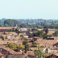 veduta aerea - baraldi - Ferrara (FE)