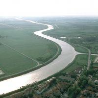 fiume Po - baraldi - Ferrara (FE)