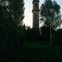 loc. Fossadalbero. Chiesa parrocchiale - samaritani - Ferrara (FE)